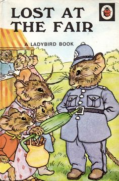 Buy LOST AT THE FAIR a Vintage Ladybird Book from the Animal Rhymes Series 401 Matt Hardback  A tale told in verse