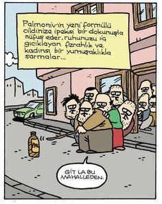 Karikatür.