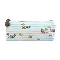 Ducks In A Row Big Pencil Case | Cath Kidston