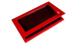 LARGE Red Z Palette RM75 (Also available in Hot Pink, Purple, Black & Zebra)
