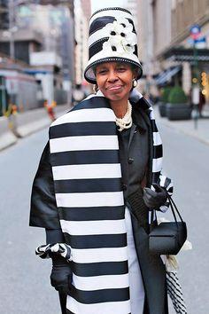 (1) Advanced Style: el estilo más sabio. #mustread... - http://www.itfashion.com