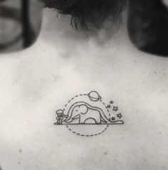 The Little Prince Tattoo by Melek Taştekin #tattoo #tattoos #tattooing…