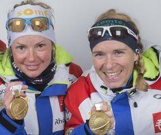 4 courses, 4 médailles, Marie Dorin Harbert doit être plutôt contente !!! En tout cas chez ZeeMono on a versé notre petite larme...