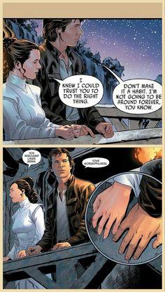 Han and Leia Star Wars Rebels, Star Wars Clone Wars, Star Wars Art, Star Trek, Star Wars Books, Star Wars Characters, Star Wars Episodes, Han And Leia, Star Wars Comics