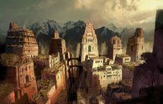 Concept Art World » Daniel Balage