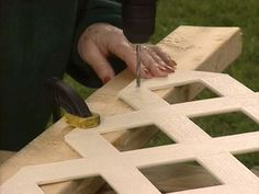 How To Build A Lattice Wall Beneath Your Deck