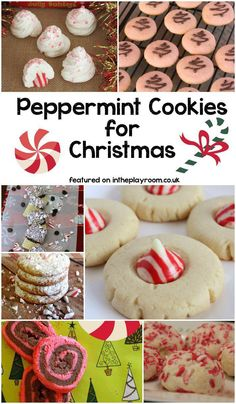 Peppermint Cookie re