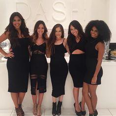 "Missy Flores from DASH Dolls' Sexiest Instagrams  ""F--k a vacay I feel better at work... #MISHADASHbash #dashdolls"""