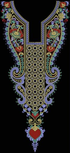 Latest Embroidery Designs For Sale, If U Want Embroidery Designs Plz Contact (Khalid Mahmood, +92-300-9406667)  www.embroiderydesignss.blogspot.com  Design# Ruksa5
