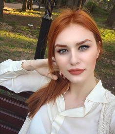 Redhead Repost @kagievaa ❤️ @ilrgirls