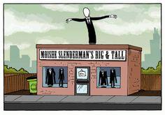 Read La tienda de Slenderman from the story Creepypasta Memes by rozsydescott (‡DaggerMeyers‡) with reads. Creepypasta Slenderman, Creepypasta Characters, Creepy Pasta Family, Memes, Pokemon, Jeff The Killer, Daily Funny, Scary Stories, Know Your Meme