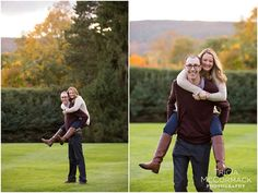 Kathleen and Jim's Fall Engagement Session in Lenox, MA - Tricia McCormack Photography  Tanglewood Engagement Session-Fall Engagement-Lenox MA