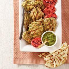 Cinco de Mayo Recipes: Grilled Spicy Cilantro Chicken
