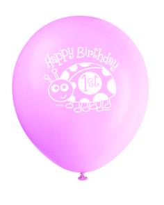 Happy Birthday Balloons 1211 Knack Studio Buy online @ www.1211knackstudio.com
