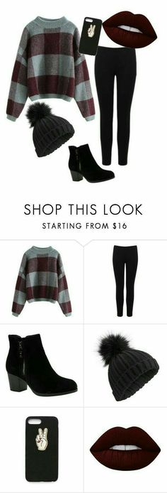 Don't like the sweater but the rest is cute - Kleidung - School Outfits Fashion Mode, Teen Fashion, Korean Fashion, Womens Fashion, Komplette Outfits, Casual Outfits, Fashion Outfits, Dress Casual, Cute Outfits For School