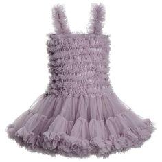 ANGEL'S FACE Orchid Purple Chiffon Frilled Tutu Dress