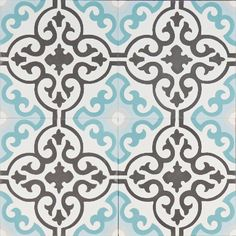 Florentine Reproduction, laundry floor