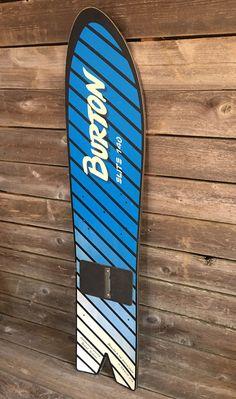 Vintage Burton Elite 140 Snowboard from VintageWinter