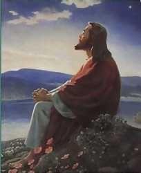 Christ at Dawn by Warner Sallman