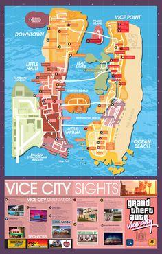 GTA Maps