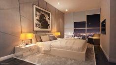 (via Smoking Hot Penthouse Interior Designs [Visualized])