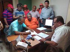 José Carlos Molina inscribió su candidatura a la alcaldía « Hoy es Noticia - Rosita Estéreo