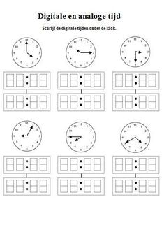 Time sheets, temper with it for it to be english time worksheets 2nd Grade Classroom, 3rd Grade Math, Math Classroom, Teaching Time, Teaching Math, Math Clock, Learning Numbers, Summer School, Speech And Language