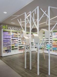 Pharmacie de l'Atlantique. Espace diététique et nature.
