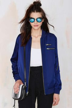 London calling, Bomber jackets and Bombers on Pinterest