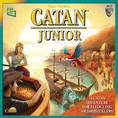 Amazon.com: Catan: Junior: Toys & Games