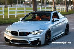 F82 BMW M4 Looks Gorgeous on HRE Wheels | BMWCoop