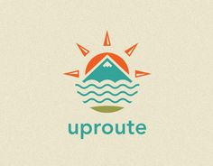 """Check out new work on my @Behance portfolio: """"Outdoor and Adventure Logo for Uproute"""" http://be.net/gallery/38618277/Outdoor-and-Adventure-Logo-for-Uproute"""