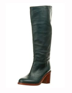 Leather Boots, Black Leather, Wedges, Fashion Tips, Shoes, Style, Shoes Sandals, Zapatos, Thigh High Boots