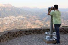 Binocolo sul belvedere per ammirare tutta la Barbagia - Cronaca - la Nuova Sardegna Signage, Grand Canyon, Nature, Travel, Naturaleza, Viajes, Billboard, Destinations, Grand Canyon National Park