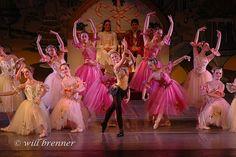 Nutcracker Ballet Waltz of the Flowers