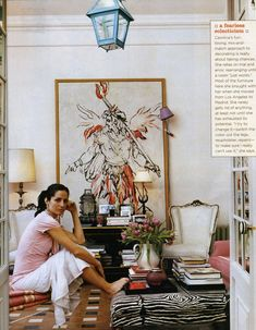 Carolina Herrera JR. apartment