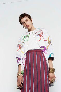 Stella Jean Resort 2018 Fashion Show
