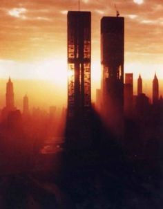 World Trade Centre, twin towers under construction