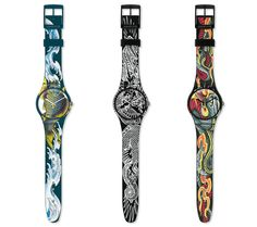 Swatch Tattoo con Tin-Tin