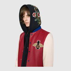 https://www.gucci.com/us/en/pr/men/mens-ready-to-wear/mens-leather-jackets/mens-leather/leather-and-felt-bomber-with-embroideries-p-454025XG3056429?position=3