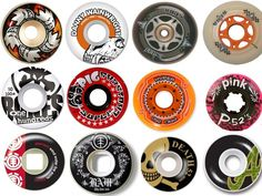 http://www.x-wear.com has an awesome selection of #skateboarding wheels and gear you should check out!