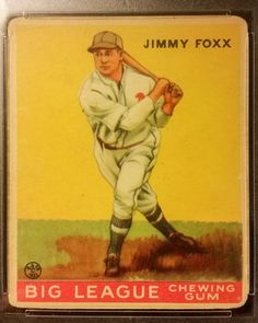 12 Best Jimmie Foxx Images In 2018 Jimmie Foxx Baseball