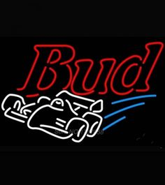 Bud Light Panthers Pride Neon Beer Sign #2: ed77e4eec879d18fd5e c3569 neon beer signs car pictures