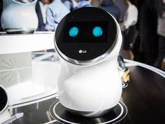 Using Amazon's voice assistant Alexa, it will control LG's smart home appliances, and even dynamically respond to circumstances.
