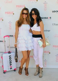 French Tuesday's 7th Annual White Party! #party #travel #summer #luggage #design #ugobags #fashion #suitcase #destination #losangeles #california #beverlyhills #l'ermitage #style #whiteparty #fun #love #friends