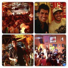 Noite de Grupo Façanha no Traço de União. 15 de março de 2013. Via @cauiquefacanha Acesse: www.tracodeuniao.com.br