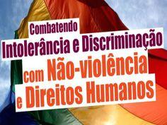 """No sábado, 23, a partir das 15h, começa a programação no Ecla """"Combatendo Intolerância e Discriminação com Não-Violência e Direitos Humanos"""", com o documentário """"O que é Não Violência Ativa"""", seguido por debate com convidados."""