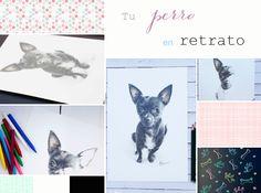 Almu d Arte: Tu perro en retrato
