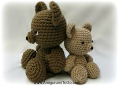 Ever look at an amigurumi you've made and wish it was bigger? I have.. and when I first learned to crochet I realized very quickly t...