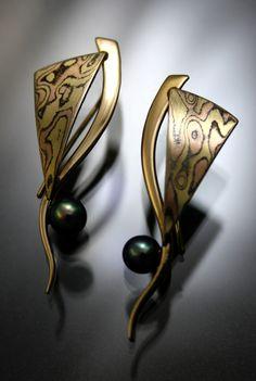 Earrings - Portfolio - Art Metals Studio